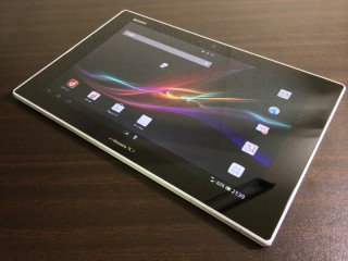 Xperia Tablet Z SO-03E 本体液晶面