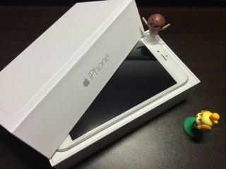 ようこそiPhone 6 Plusちゃん